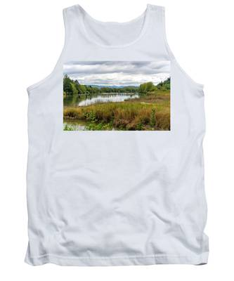 fort Clatsop on the Columbia River Tank Top