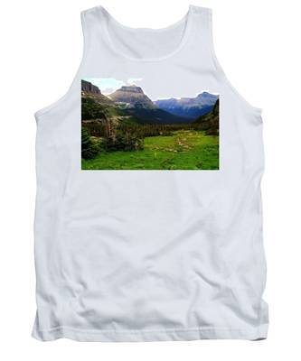 Going To The Sun Road Tank Top