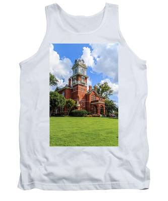 Gwinnett County Historic Courthouse Tank Top