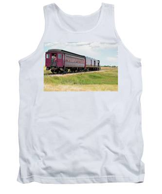 Heading To Town Tank Top