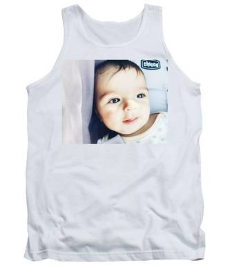 In Your Eyes #1 Tank Top