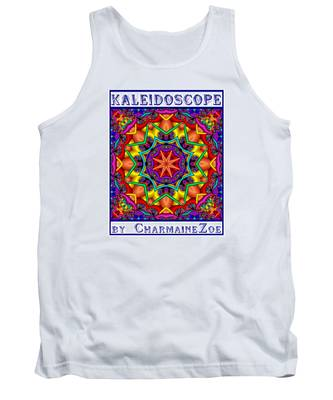 Kaleidoscope 2 Tank Top