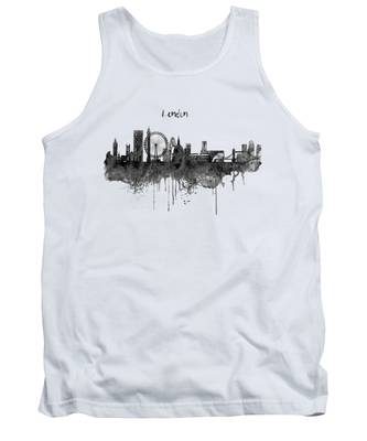 The City Of London Tank Tops