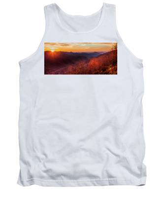Melody Of Autumn Tank Top