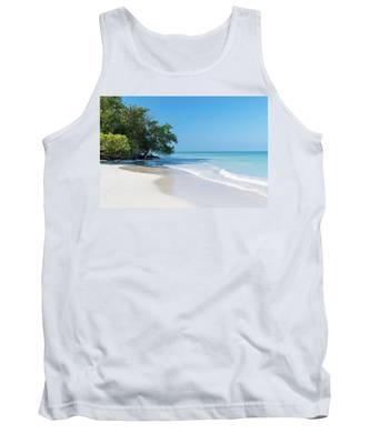 Negril Beach Morning Tank Top