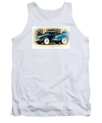 Nice Wheels Tank Top