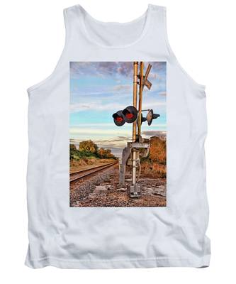 On Down The Line 3 Tank Top