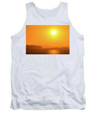 Oregon Sunrise Tank Top