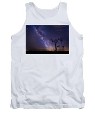 Our Milky Way  Tank Top