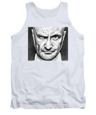 Phil Collins Tank Top