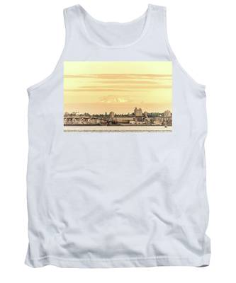 Port Of Vancouver Tank Top