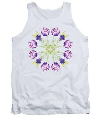 Designs Similar to Purple Tulip Mandala