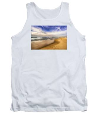 Quiet Reflections Of Hermosa Tank Top