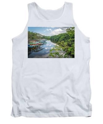 River Views In Negril, Jamaica Tank Top