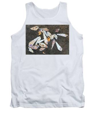 Shells From The Sea Of Galilee Tank Top