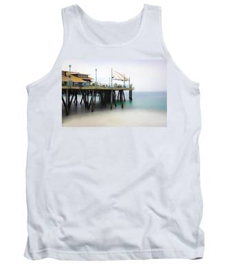 Softly On The Pier Tank Top