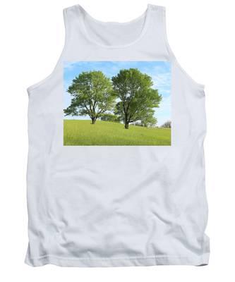 Summer Trees 4 Tank Top