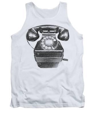 Designs Similar to Vintage Telephone Tee