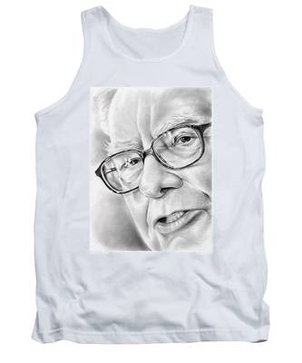 Warren Buffett Tank Top