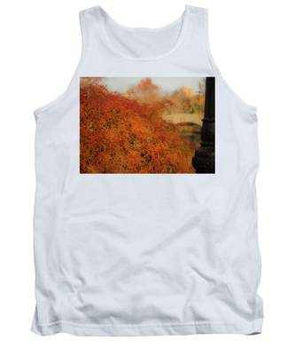Autumn Maple Tank Top