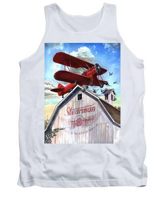 Barn Stormer - Customizeable Tank Top