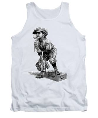 Little Leaguer Tank Top