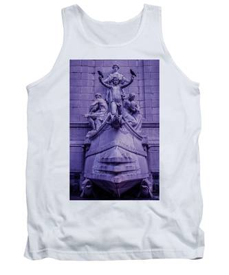 Pigeon Placement Tank Top