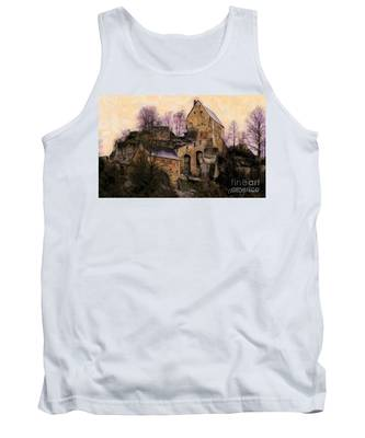 Ruined Castle Tank Top