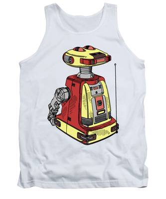 Designs Similar to Vintage Toy Robot Tee
