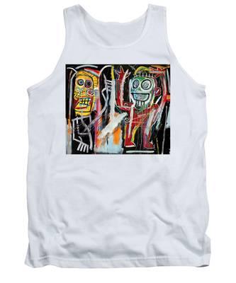 Basquiat Tank Tops