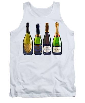 Taittinger Tank Tops