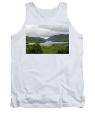 Ireland Landscapes Tank Tops
