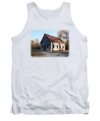 Wood Siding Tank Tops