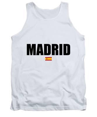 Madrid Tank Tops