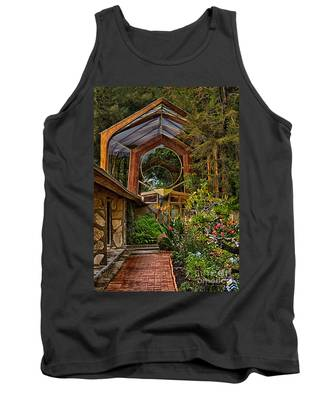 The Wayfarers Chapel Tank Top