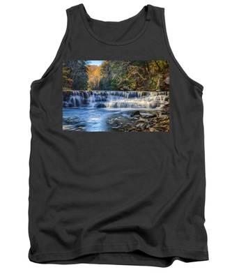 Squaw Rock - Chagrin River Falls Tank Top