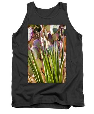 All Pointy And Sharp Tank Top