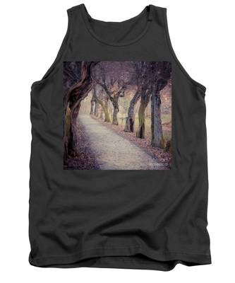 Alley - Square Tank Top