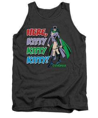 Catwoman Tank Tops