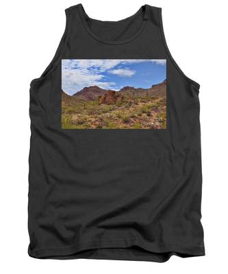 Gates Pass Scenic View Tank Top