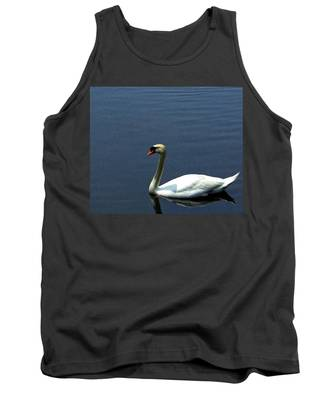 Lonesome Swan Tank Top