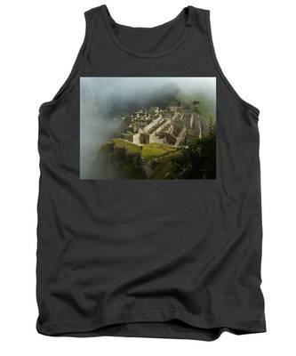 Machu Picchu Peru 2 Tank Top