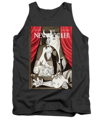 New Yorker March 17th, 2003 Tank Top