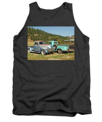 Old Timers Tank Top