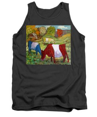 Primary Cows Tank Top