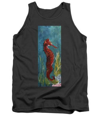 Designs Similar to Red Seahorse - Sold