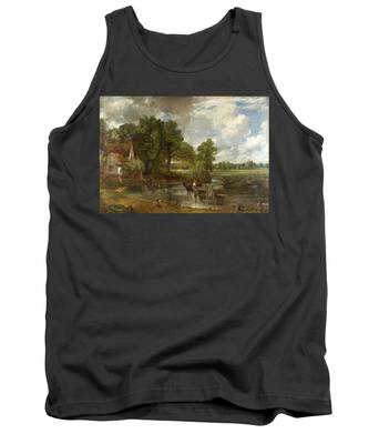 The Hay Wain Tank Top