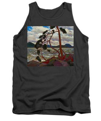 The West Wind Tank Top
