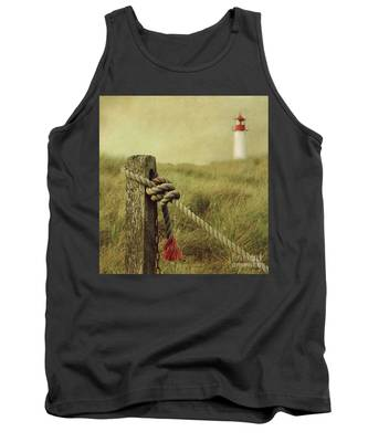 To The Lighthouse Tank Top