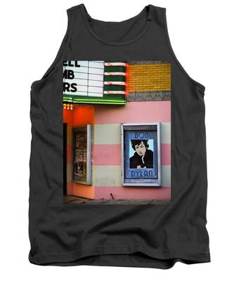 Tank Top featuring the photograph Troubadour by Skip Hunt